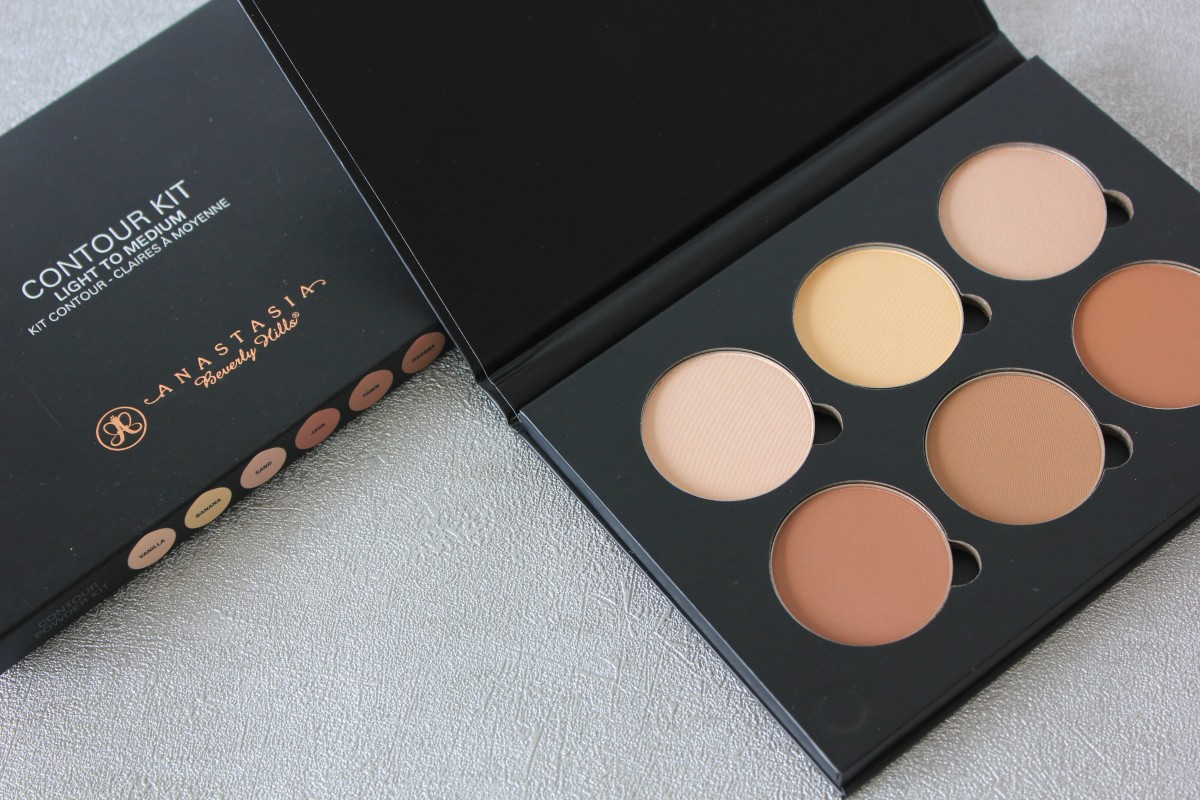 ANASTASIA BEVERLY HILLS CONTOUR KIT – LA PALETTE À AVOIR !